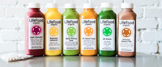LifeFood Nutritional Fasting developed in NYC