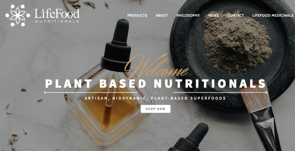 LifeFood Nutritionals established